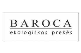 """Ekologiškų prekių krautuvėlė """"Baroca"""""""