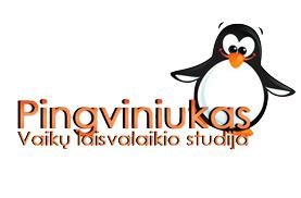 """Vaikų laisvalaikio studija """"Pingviniukas"""""""