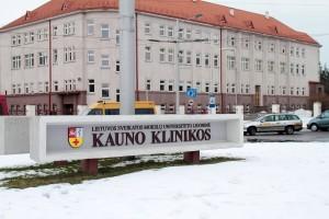 Lietuvos sveikatos mokslų universiteto ligoninė VšĮ Kauno klinikos