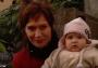 mama ir žindomas kūdikis